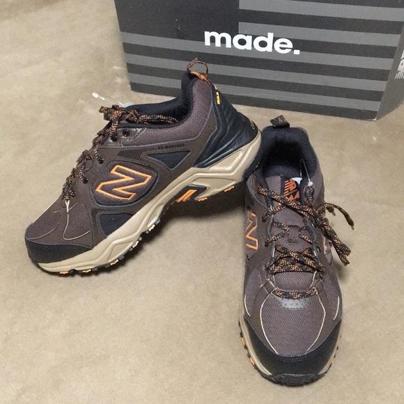 710bcd1fb974d New Balance Shoes | Nib Mens 481v3 Trail Running Shoe | Poshmark